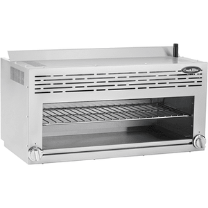 "CookRite - 36"" Cheesemelter with Total 35,000 BTU - Natural Gas - Maltese & Co New and Used  restaurant Equipment"