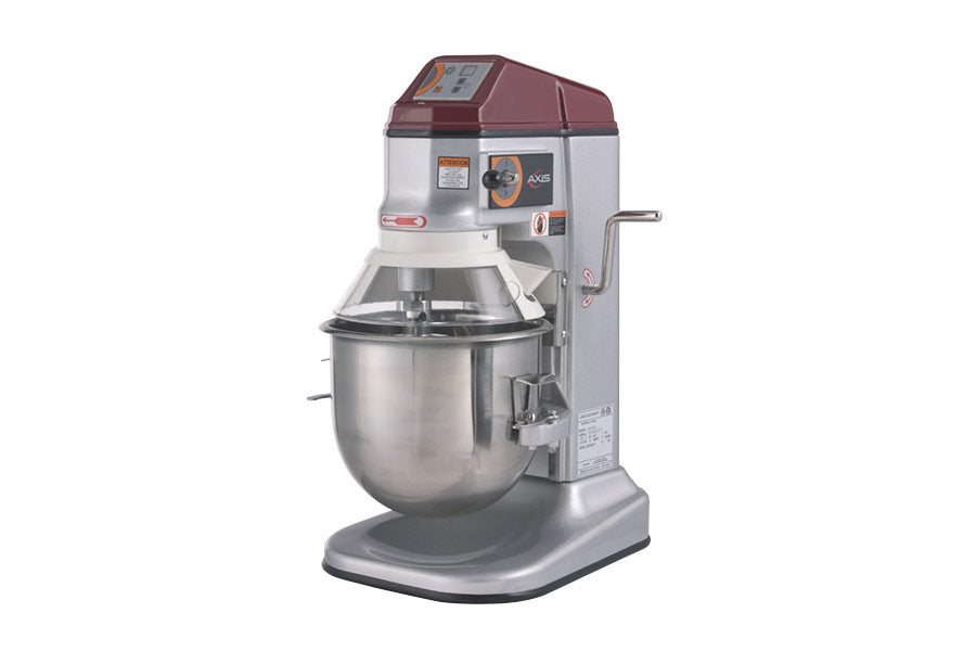 New Axis - AX-M12 - Planetary Mixer - Maltese and Co Restaurant Equipment