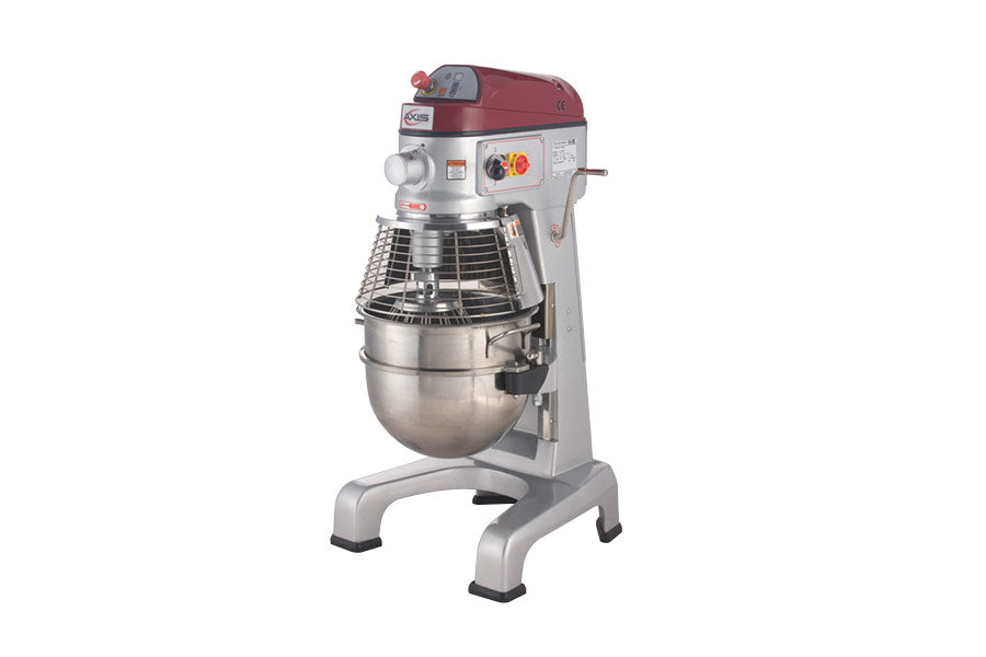 New Axis - AX-M30 - Planetary Mixer - Maltese and Co Restaurant Equipment