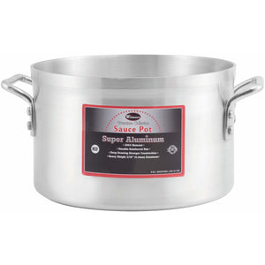 Winco - AXAP-26 - 26qt Alu Sauce Pot, 4mm, Super Aluminum - Cookware - Maltese & Co New and Used  restaurant Equipment