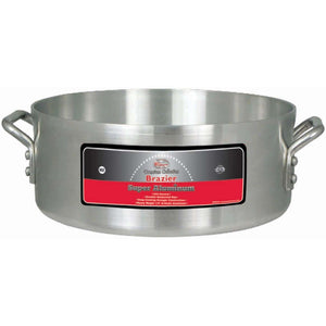 Winco - AXHB-15 - 15qt Alu Brazier, 6mm, Super Aluminum - Cookware - Maltese & Co New and Used  restaurant Equipment