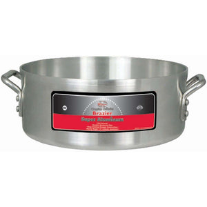 Winco - AXHB-18 - 18qt Alu Brazier, 6mm, Super Aluminum - Cookware - Maltese & Co New and Used  restaurant Equipment