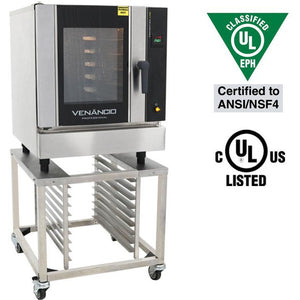 Venancio - Full Size 5 Tray Gas Convection Oven -  Digital Controls - COT5G