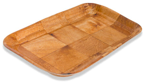Crestware - CWT0812 - Woven Wood Tray Rect. 8x12 - Maltese & Co New and Used  restaurant Equipment