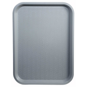 "Winco - FFT-1418E - Fast Food Tray, 14"" x 18"", Gray - Dining Service - Maltese & Co New and Used  restaurant Equipment"