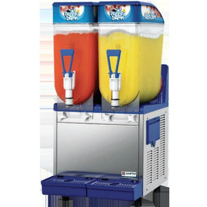 Ampto- Frozen Drink Machine- (2) 3 gallon bowls- non-carbonated-AO-GRA122-009643-N - Maltese & Co New and Used  restaurant Equipment