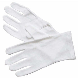 Winco - GLC-L - Service Gloves, White Cotton, LRG, 6 Pairs - Dining Service - Maltese & Co New and Used  restaurant Equipment
