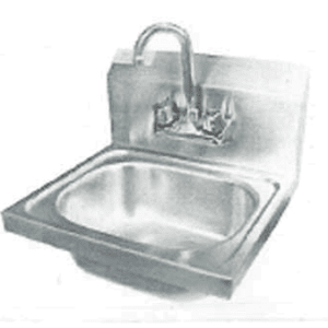 Stortec-Hank Sink with Faucet-HS17BC - Maltese & Co