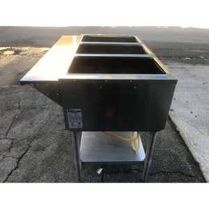 USED-3 Well Gas Steam Table