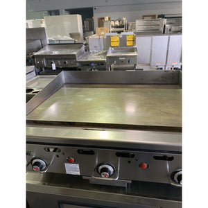 "USED 36"" VULCAN HEAVY DUTY GRIDDLE MSA36-101 - Maltese & Co New and Used  restaurant Equipment"