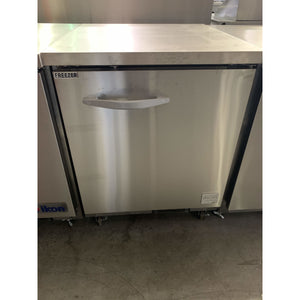 "IKON UNDERCOUNTER FREEZER 27"" KUC27F - Maltese & Co New and Used  restaurant Equipment"