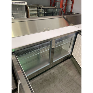 MVP SANDWICH PREP TABLE ISP61 - Maltese & Co New and Used  restaurant Equipment