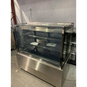 KOOL-IT REFRIGERATED DISPLAY CASE KBF-48FG - Maltese & Co New and Used  restaurant Equipment