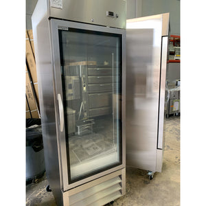 IKON REFRIGERATOR ONE DOOR  KB27RG - Maltese & Co New and Used  restaurant Equipment