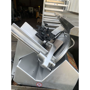 USED BIZERBA ELECTRIC MANUAL RESTAURANT SLICER GSP-HD - Maltese & Co New and Used  restaurant Equipment
