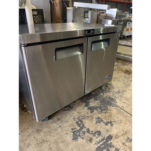USED ATOSA UNDERCOUNTER REFRIGERATOR MGF8402 - Maltese & Co New and Used  restaurant Equipment