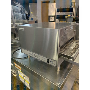 USED LINCOLN COUNTERTOP OVEN ELECTRIC 2501000U0001620