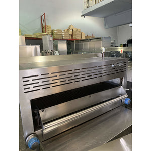 USED IMPERIAL RESTAURANT SALAMANDER ISB-36 - Maltese & Co New and Used  restaurant Equipment