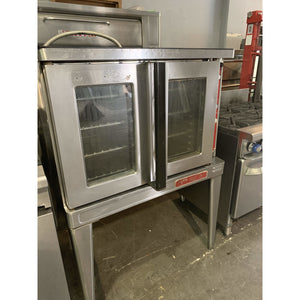 USED BLODGETT CONVECTION ELECTRIC OVEN MARK V- 100 SGL - Maltese & Co New and Used  restaurant Equipment
