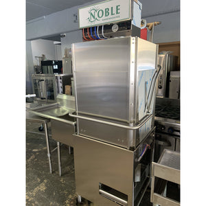 USED Noble Warewashing-1 Low Temperature  WAREFORCE I-HH - Maltese & Co New and Used  restaurant Equipment