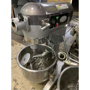 USED GENERAL COMMERCIAL 20 QT MIXER GEM 120