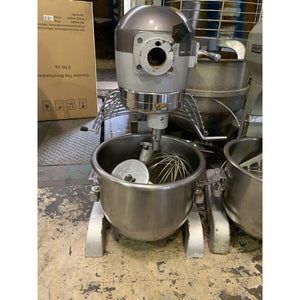 USED GENERAL COMMERCIAL 20 QT MIXER GEM 120 - Maltese & Co New and Used  restaurant Equipment