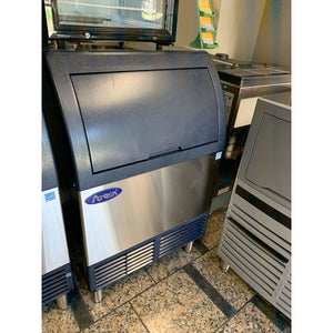 ATOSA ICE MAKER WITH BIN 283 LBS YR280-AP-161 - Maltese & Co New and Used  restaurant Equipment