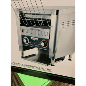 WINCO TOASTER HORIZONTAL 700 SLICES/HOUR ECT-700 - Maltese & Co New and Used  restaurant Equipment