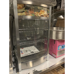 ELECTRIC DISPLAY WARMER 97L/3.4CU FT DW-CN-0097 - Maltese & Co New and Used  restaurant Equipment