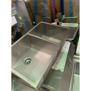 PRO-BOWL DROP IN SINK 2 COMPARTMENT - Maltese & Co New and Used  restaurant Equipment