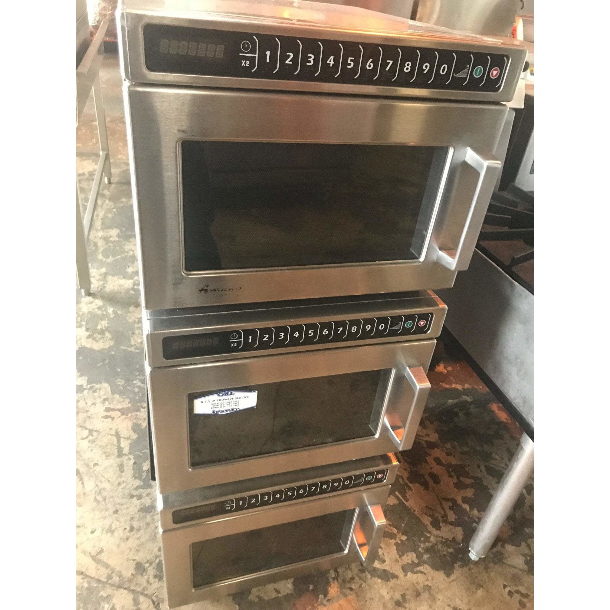 Amana Commercial Microwave Oven Used Maltese Amp Co