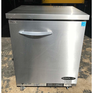 "Kool It 27"" Under-Bar Cooler"
