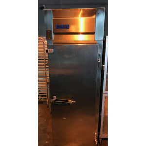 McCall Stainless Steel Single Door Cooler (USED) - Maltese & Co New and Used  restaurant Equipment