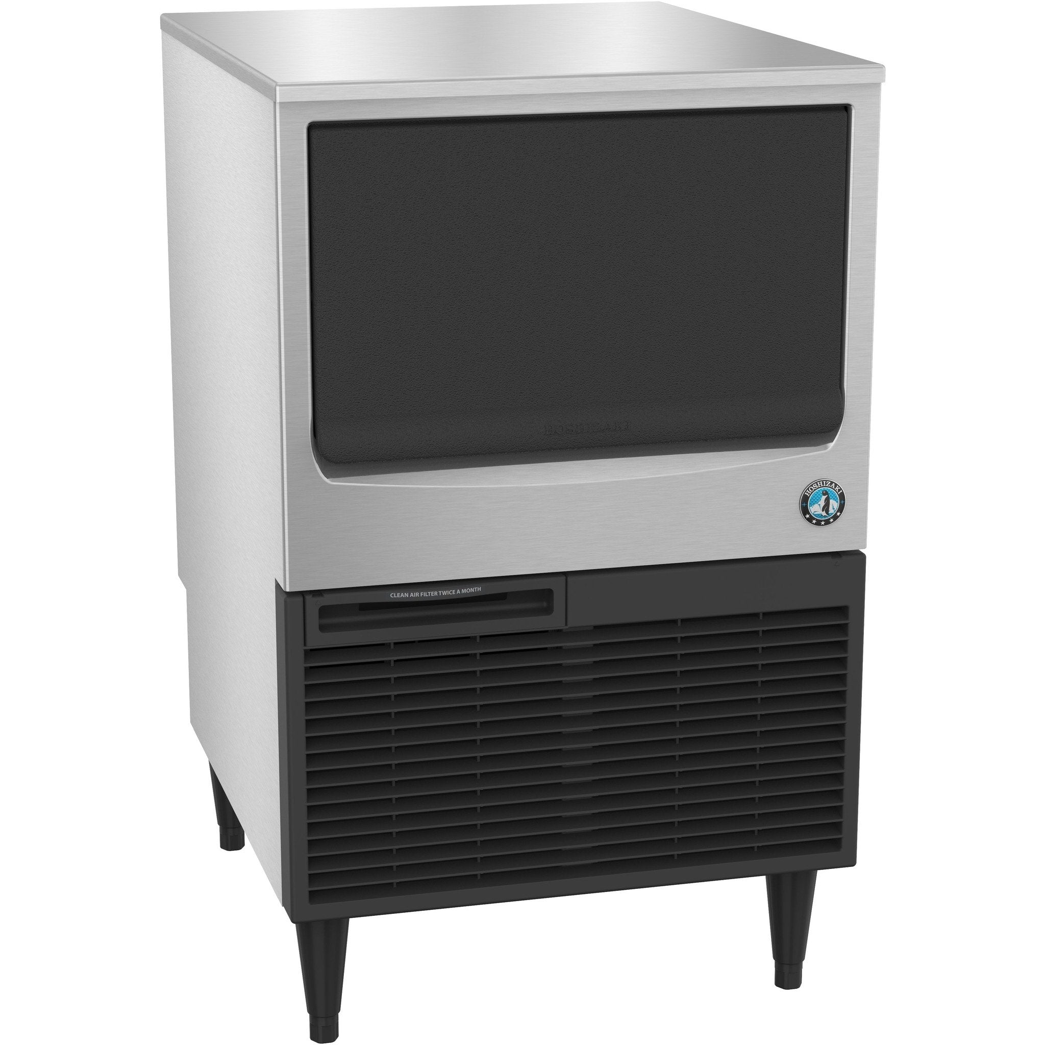 Hoshizaki KM 101BAH Ice Maker Air cooled Self Contained Built