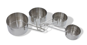 Crestware - MEACPHD - Heavy Duty Measuring Cup Set - Maltese & Co New and Used  restaurant Equipment