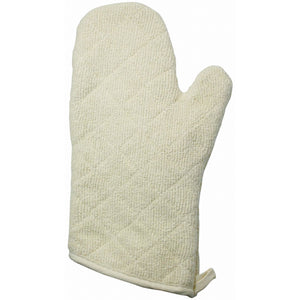 "Winco - OMT-13 - 13"" Oven Mitt, Terry w/Silicone Lining - Bakeware - Maltese & Co New and Used  restaurant Equipment"