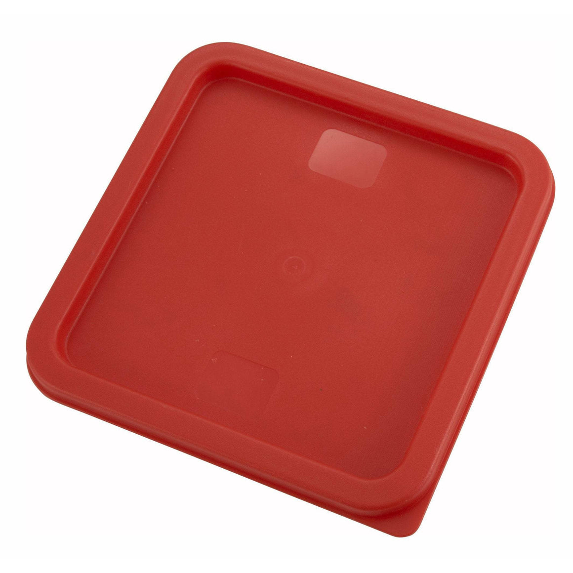 Winco - PECC-68 - Cover for PESC-6/8, PTSC-6/8, PCSC-6/8, Red, PE - Food Storage