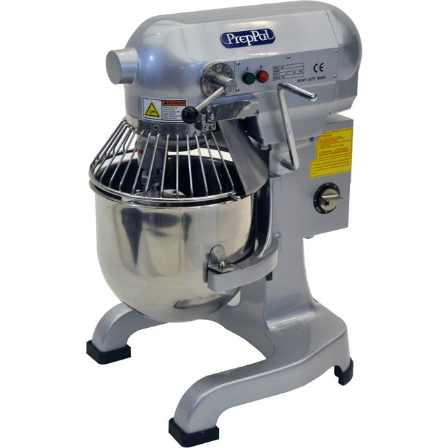 Atosa - PrepPal - PPM-10 Series Heavy Duty 10qt Floor Mixer - Maltese & Co New and Used  restaurant Equipment
