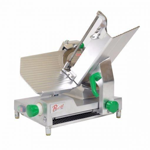 "PRESTO- NEW-DELUXE 12"" MEAT/CHEESE SLICER-PT-PS12D-SL160805F071-N - Maltese & Co New and Used  Restraint Equipment"