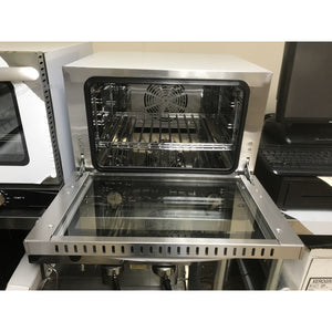 Omcan - FD-21 - Counter top Convection Oven (3) Pans