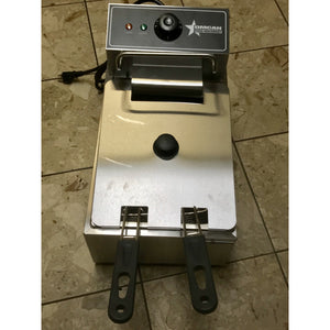 Omcan - CECN0006 - 12 lb. Electric Countertop Fryer