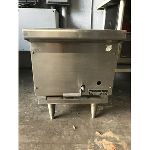 "Therma-Tek- 18"" Stock Pot Range- Natural Gas-TH-TJBSP18-012618-U - Maltese & Co New and Used  restaurant Equipment"