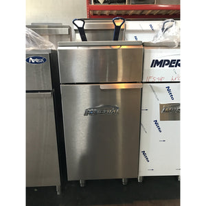 Imperial - 40 lb Single Deep Fryer- IFS40