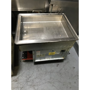 Atlas Metal - 1 Compartment Drop In Cold Well-AM-ICW30-091817-U - Maltese & Co New and Used  restaurant Equipment