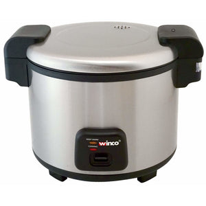 Winco - RC-S300 - Rice Cooker/Warmer, Electric, 30 Cups, 120V - Countertop