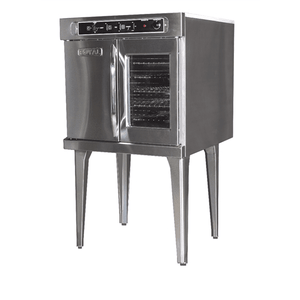 ROYAL- SINGLE CONVECTION OVEN WITH CASTERS-RY-RECO1-559717-N