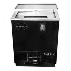 "Saba Air - 25"" Glass Froster-SB-SGF25-8417-N"