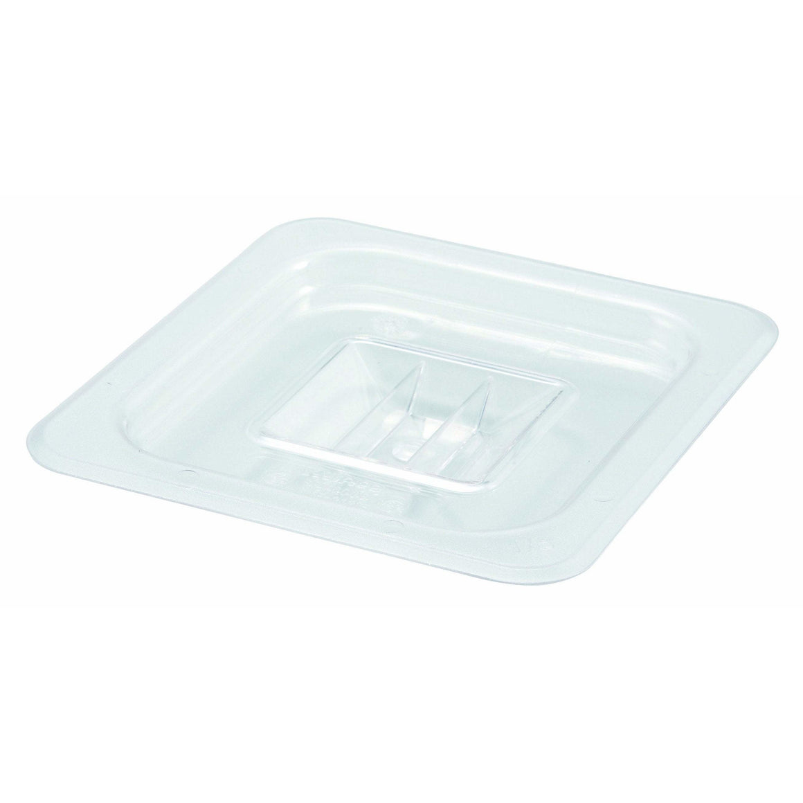 Winco - SP7600S - PC Solid Cover for SP7602/7604/7606 - Food Storage