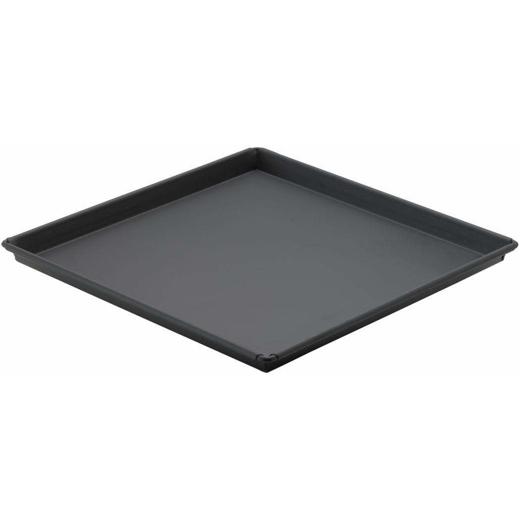"Winco - SPP-1616 - Sicilian Pizza Pan,  16"" x 16"" x 1"", Heavyweight Rolled Steel, Non-stick - Pizza Supplies"