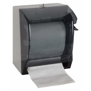 Winco - TD-500 - Paper Towel Dispenser, Lever Hdl - Janitorial